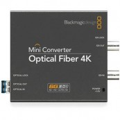 Mini Converter - Optical Fiber 4K
