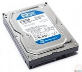 Western 250GB SATA3 - BLUE