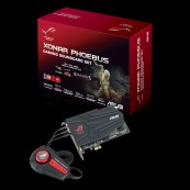 Asus Xonar Phoebus - ROG Gaming Sound Card Set