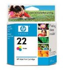 HP 22 Tri-color Ink C9352AN