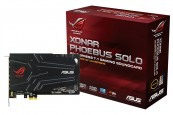 Asus Xonar Phoebus Solo - ROG Gaming Sound Card